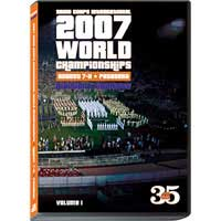 【DVD】DCI 2007 World Championships Division I