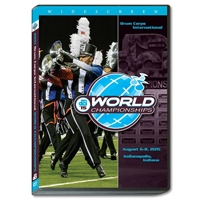 【DVD】2015 DCI World Championships DVD (World Class1-12)【2枚組】