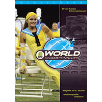 【DVD】2009 DCI World Championships World Class Vol.1(Division I Finals Vol.1)【DVD2枚組】