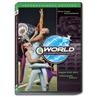 【DVD】2013 DCI Top 12 DVD International Edition(World Class 1-12)【2枚組】