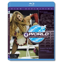 【Blu-ray】2014 DCI World Championships Blu-ray Disc (World Class1-12)【2枚組】