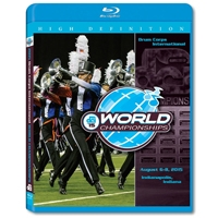 【Blu-ray】2015 DCI World Championships Blu-ray Disc (World Class1-12)【2枚組】