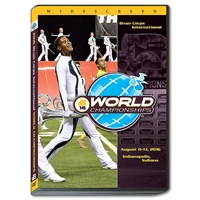 【DVD】2016 DCI World Championships DVD (World Class1-12)【2枚組】