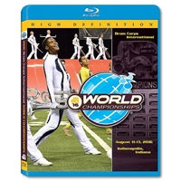 【Blu-ray】2016 DCI World Championship Blu-ray Disc (World Class1-12)【2枚組】