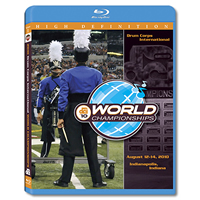 【Blu-ray】2010 DCI World Championships Blu-ray Disc(World Class1-12)【2枚組】
