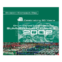 【CD】DCI 2002 World Championships CD Top 21
