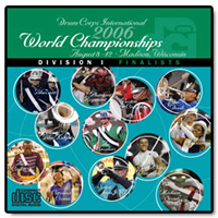 【CD】DCI 2006 World Championships DIVISION Ⅰ