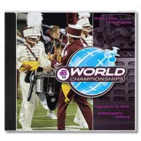 【CD】DCI 2011 World Championships CD