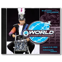 【CD】2015 DCI World Championships CD【4枚組】