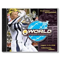 【CD】2016 DCI World Championships CD【4枚組】