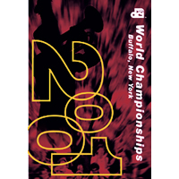 【DVD】DCI 2001 World Championships Top 12 Corps