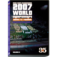 【DVD】DCI 2007 World Championships DIVISION Ⅰ 13-22