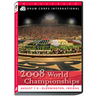 【DVD】DCI 2008 World Championships Vol.2