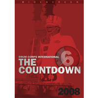 【DVD】DCI 2008 The Countdown