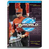 【DVD】2009 DCI World Championships Vol. 2 DVD(World Class 13-22)