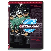 【DVD】2012 DCI World Championships DVD Vol.3 (Open Class Finalists)