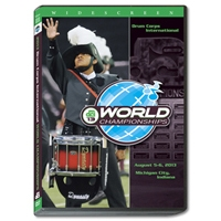 【DVD】2013 DCI World Championships DVD Vol.3(Open Class Finalists)