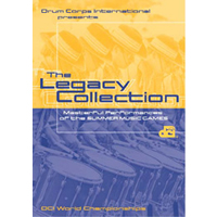 【DVD】DCI 1986 Legacy Collection