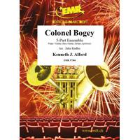 5パート+打楽器ボギー大佐/ケネス・アルフォード(イルカ・カドリツ ...